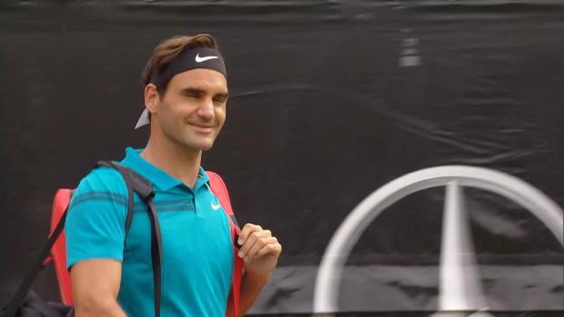 Stuttgart: Federer: Finale und neue Nummer eins