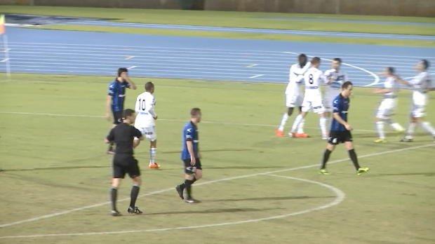 Victory v Bayswater City goals