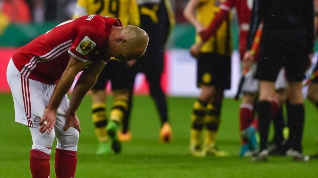 FC Bayern: Gut, aber am Ende nicht gut genug