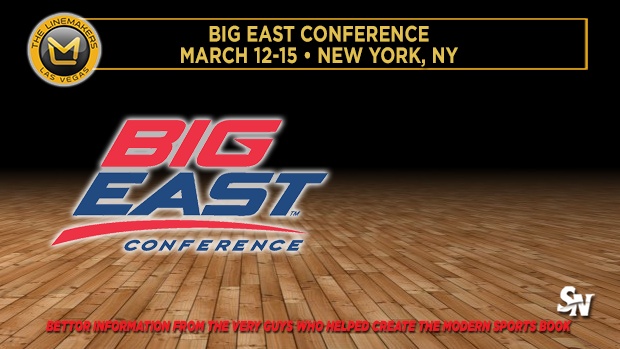 Conference Tournament Preview:  Big East
