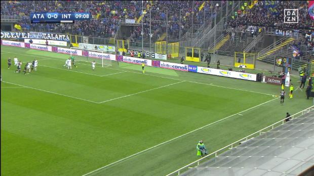 Atalanta - Inter Mailand
