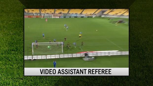 A-League: Premiere für Video-Schiedsrichter
