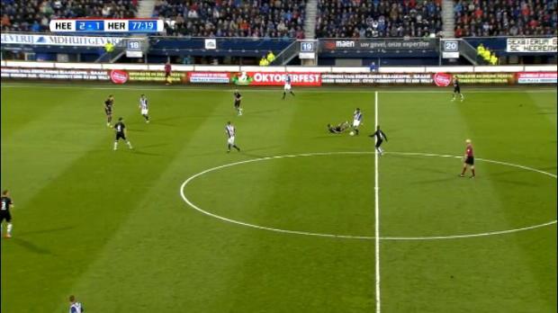 لقطة اليوم: كرة قدم: سانت جستي يسجل هدفاً رائعاً من مجهود فردي