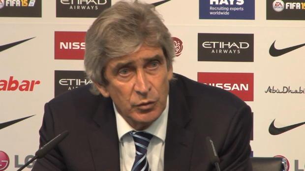 Foot : P.League - Man City, Pellegrini compare Chelsea à Stoke