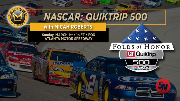 NASCAR: QuikTrip 500