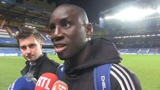 LDC - Quarts, Chelsea, Demba Ba : 'On n'a pas arr�t� d'y croire'