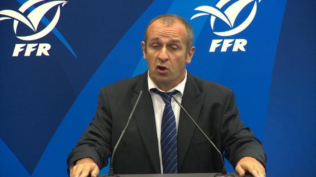 XV de France - PSA - 'R�mi Tal�s a un jeu diff�rent'