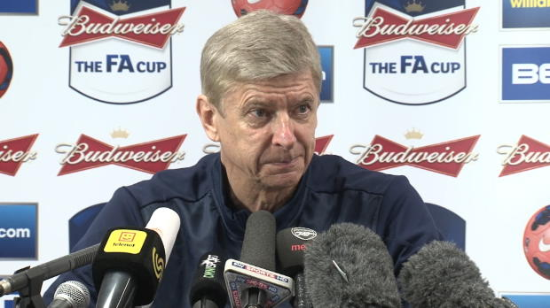 Cup - Arsenal, Wenger attend une r�action en demies