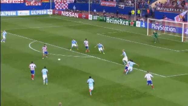 LdC : Atlético Madrid 5-0 Malmö FF