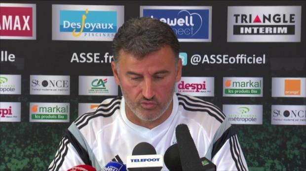 ASSE - Galtier : 'Marseille est meilleur'