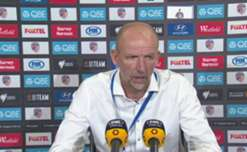 Perth Glory coach Kenny Lowe praised his side's performance in their 2-0 win over Western Sydney Wanderers.