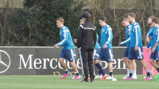 Das DFB-Team und die Suche nach Flexibilität