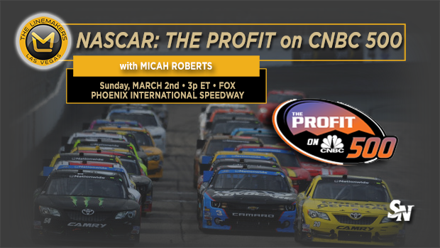 NASCAR: The Profit on CNBC 500