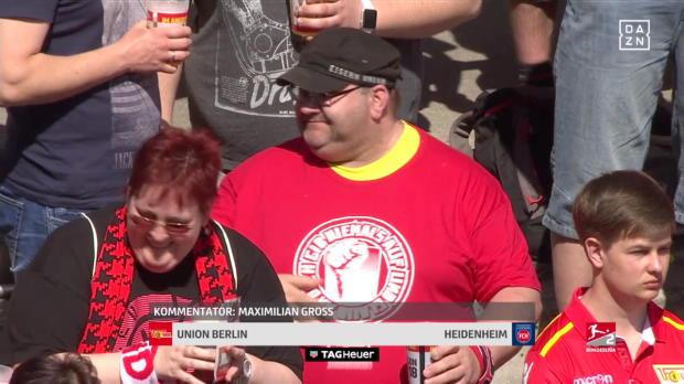 1. FC Union Berlin - FC Heidenheim 1846