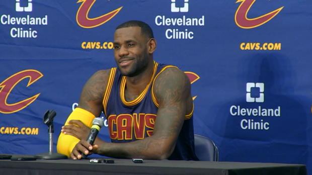 Basket : NBA - Cleveland - Les Cavs tentent de tourner la page