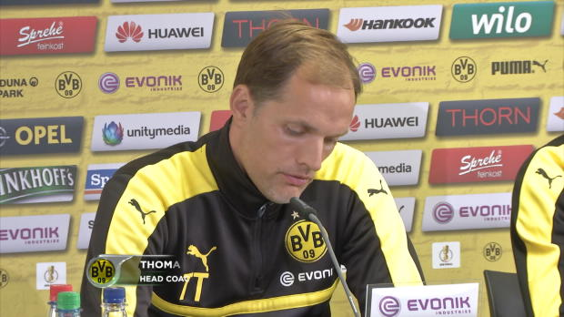 "Tuchel: Durm? ""OP war letzte Option"""