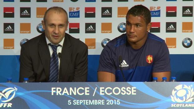 XV de France - PSA - 'Important de gagner'