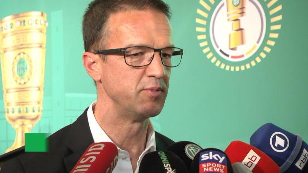 Bobic: Kovacs Ziel ist Pokalsieg gegen Bayern