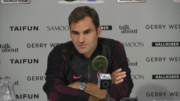 Halle: Federers sehnsüchtiger Wimbledon-Wunsch