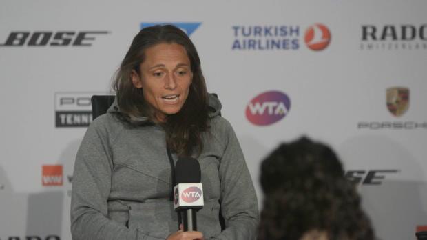 Stuttgart: Vinci kritisiert Sharapova-Wildcard