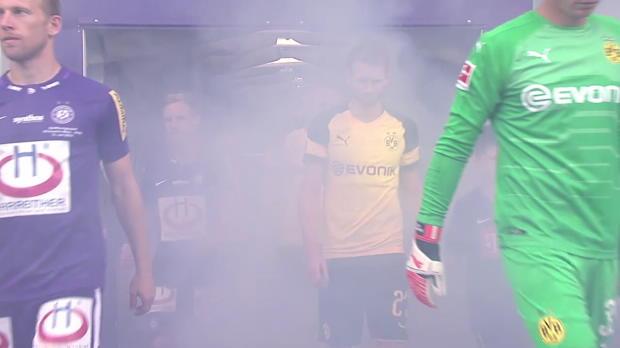 Austria Wien - Borussia Dortmund