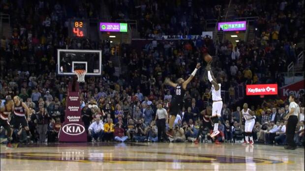 Basket : NBA - Un Kyrie Irving record écoeure Portland