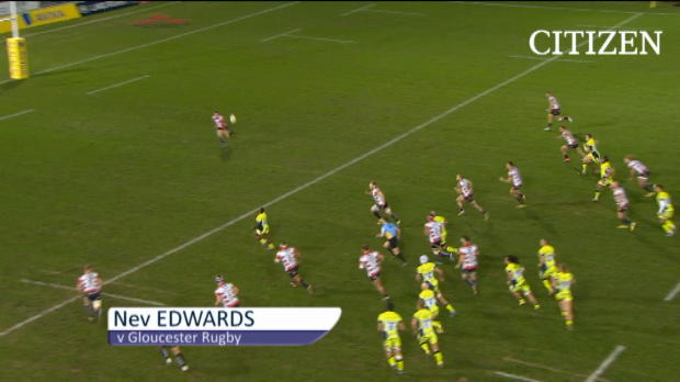 Aviva Premiership - Citizen Try of the Week - Round 6