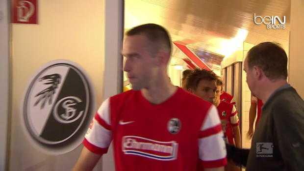 Bundes : Fribourg 1-2 Wolfsburg