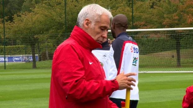 Pierre Mankowski devrait quitter ses fonctions de sélectionneur des espoirs dans les prochaines heures. La piteuse élimination en barrages de l'Euro 2015 contre la Suède devrait lui coûter son poste.