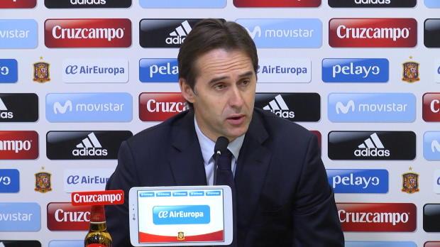 WM-Quali: Lopetegui: Pedro und nicht Fabregas