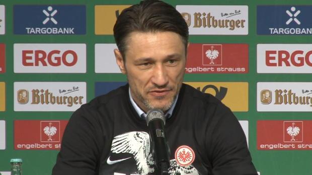 """Kovac stolz auf """"Willensleistung"""" seines Teams"""