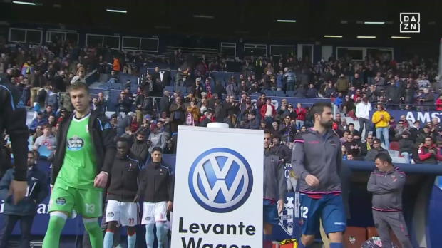 UD Levante - Celta Vigo