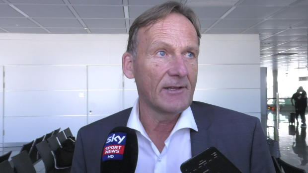 Causa Aubameyang: Watzke kritisiert Milan