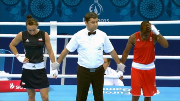 Boxen: Olympiasiegerin triumphiert in Baku