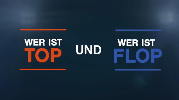 Tops und Flops: Müllers Rekord und Gnabrys Lauf