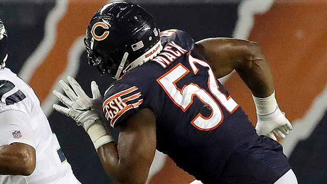 Is this Chicago Bears defense good enough to carry team to the playoffs?