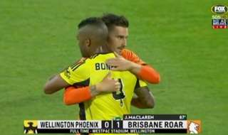 Phoenix v Roar highlights