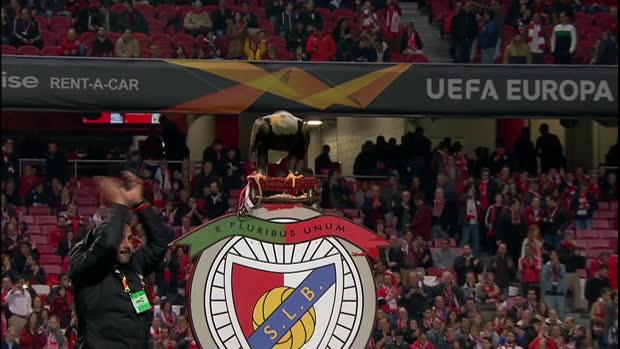 UEFA Europa League: Benfica - Dinamo Zagreb | DAZN Highlights