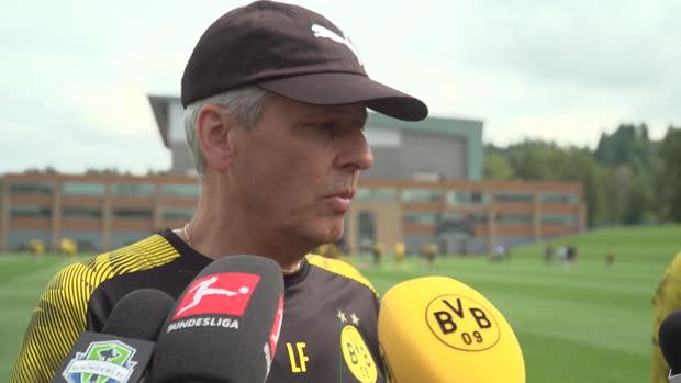 Dortmund - Favre - 'Sancho doit encore progresser'