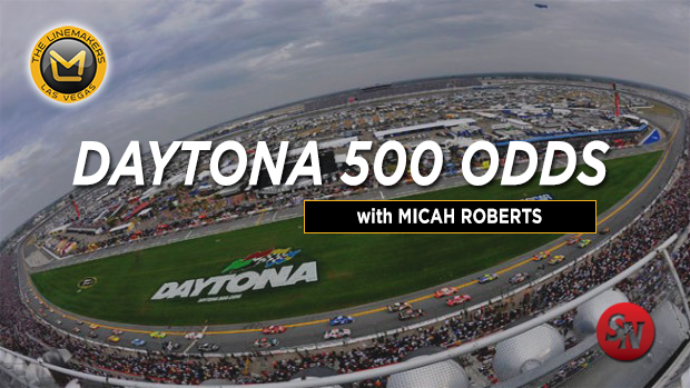 Daytona 500 Odds