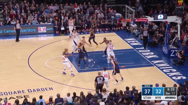 WSC: Kristaps Porzingis (22 points) Game Highlights vs. Utah Jazz