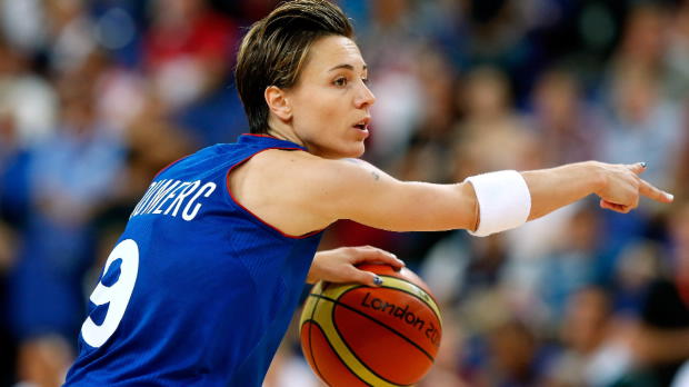 Basket : FIBA - Basketball - Céline Dumerc forfait pour les JO