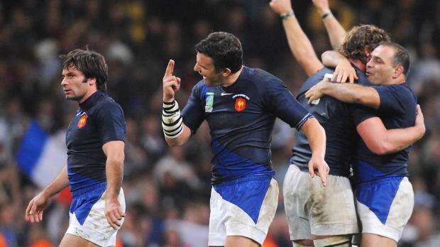 CdM 2015 - Les Bleus se souviennent de 2007