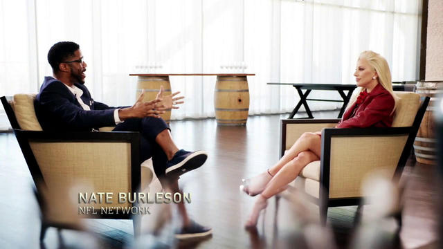 Burleson on Lady Gaga interview: It's a moment I'll never forget
