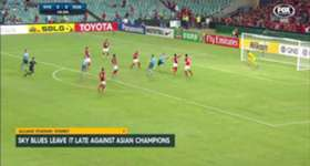 Sydney FC recorded a memorable 2-1 win over Guangzhou Evergrande in the AFC Champions League on Wednesday night.
