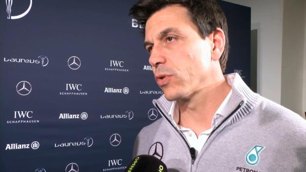 """F1: Wolff: """"Ferrari? Brauchen einen Gegner"""""""