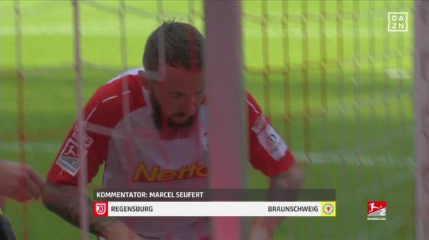 SSV Jahn Regensburg - Eintracht Braunschweig