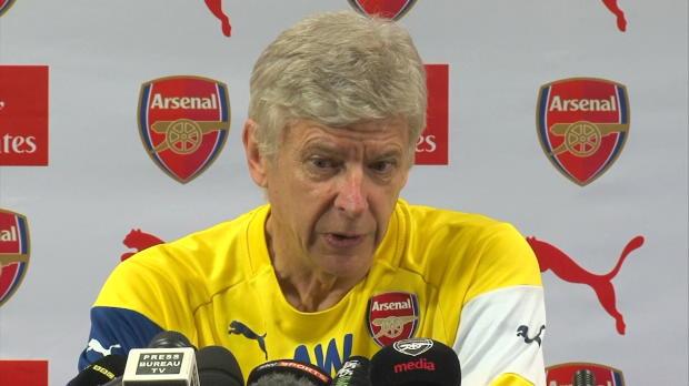 """Wenger: """"Wollen gegen Chelsea bestehen"""""""