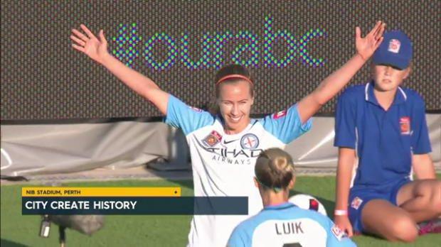 City claim Westfield W-League crown