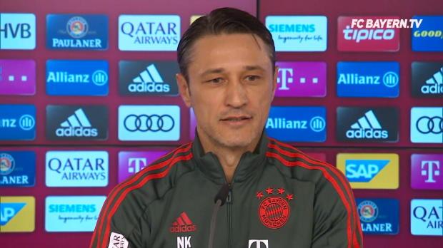 """Kovac: """"Werde meine Spieler nicht betonieren"""""""